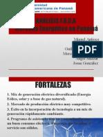 Ppt de FODA Mercado Energetico en Panama.