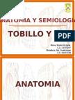 Tobillo y Pie