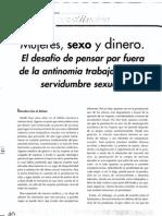 Revista N7 Mujeres Sexo y Dinero Analía Aucía