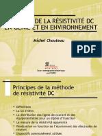 GLQ3205 Principes de La Methode Electrique
