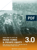 From Zero to Sixty on Hedge Funds and Private Equity 3o the Mysterious Things They Do - Jonathan Stanford Yu