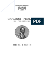 Missa Brevis - Palestrina