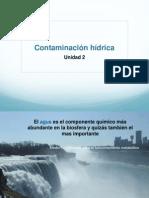 Contaminacion Hidrica-unidad 2