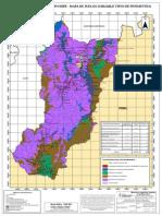 Mapa Suelos Pendientes Zamora-magap