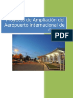Proyecto Aeropuerto Internacional de Oaxaca