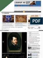 Www Eluniversal Com Mx Cultura 2015 Un Retrato de Cortes a l