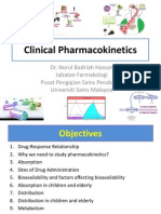 Clinical Pharmacokinetics 2013