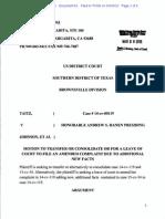 Taitz Hanen Petition 3-31-15