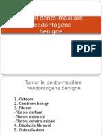 Tumori Dento-maxilare Neodont7ogene