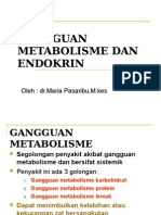 Metabolisme Dan Endokrin