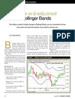 Forward Adjusted Bollinger Bands