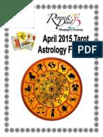April Astro Forecast 2015