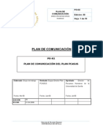 Plan de Comunicacion Universidad