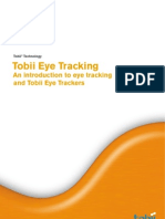 Introduction to Eye Tracking and Tobii Eye Trackers