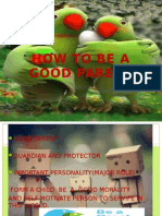 Presentation to Be a Good Parents