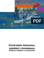 Vivir Bien Infanacia Genero y Economia