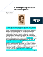 Marx Sobre El Concepto de Proletariado_Siyaves Azeri