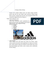 Strategi Bisnis Adidas