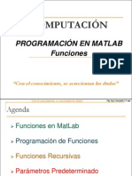 Computacion Funciones en Matlab