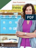 Mindfulness Para Profesores