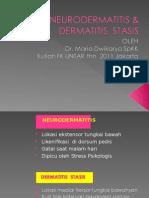 Neurodermatitis & Dermatitis Stasis
