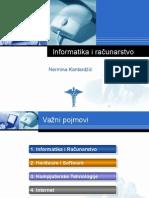 1. Informatika i Računarstvo 2013