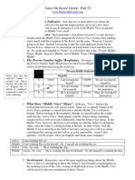 Notes On Koine Greek, Pt. 52