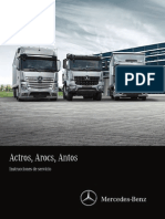 Manual  Actros Antos Arocs Full 2014