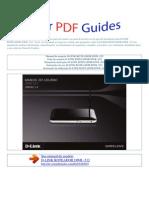 Manual Do Usuário d Link Roteador Dwr 512 p