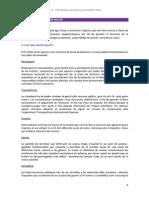 El Pi Programa - Gobierno y Regeneración