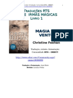 Drake Sisters 01 - Magia Ao Vento (Magic in the Wind) - Christine Feehan (Port) (Rev RTS)-Www.livrosGratis.net