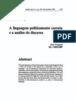 A linguagem politicamente correta e a análise do discurso - Sírio Possenti.pdf