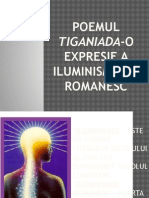 Poemul Tiganiada-o Expresie a Iluminismului Romanesc