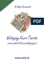 Chrzanowska Alla Alicja - Kurs Tarota