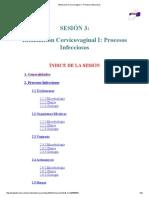 Inflamación Cervicovaginal-Procesos infecciosos