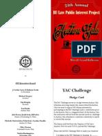 2015 PIP Auction Program