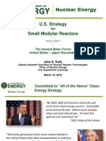 U.S. Strategy for Small Modular Reactors