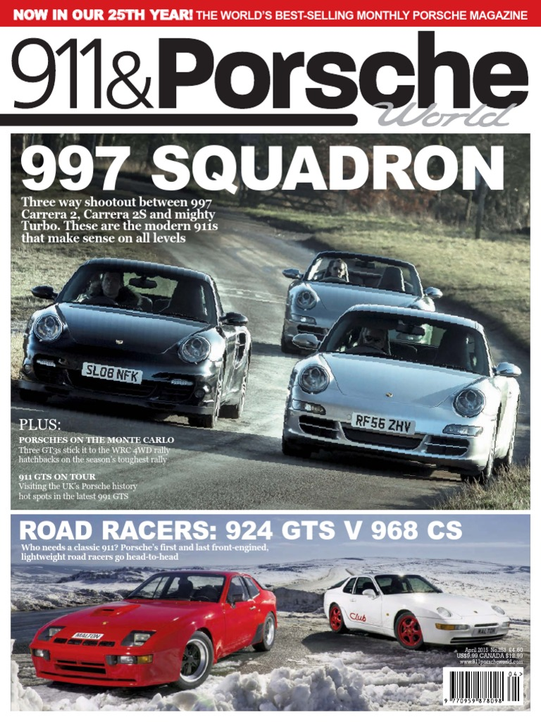 911 Porsche World April 2015 Usa Cars Of Germany Luxury Vehicles Fia Cut Off Kill Switch Electrics Wscc Community Forum
