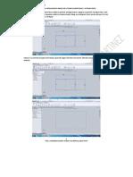 Modulo 12. Herramienta Dibujo 3d Extruir Saliente y Extruir Corte