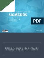 SIGMADOS- Monitoreo de Medios Alternos