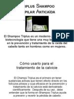 Triplus Shampoo