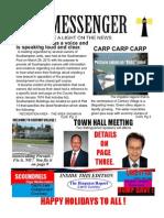 Cv Messenger Paper Vol 5 x