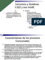 Dra. Belavi - Concursos y Quiebras.ppt
