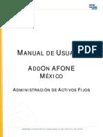 Manual de Usuario v5 - AfOne Mexico