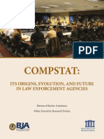 Compstat - Its Origins Evolution and Future in Law Enforcement Agencies 2013