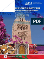 2012 Maghreb GIST Boot Camp Brochure