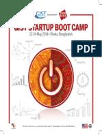 2014 Bangladesh GIST Boot Camp Program