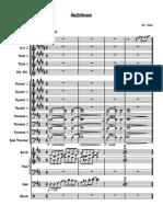 Andorinha - Full Score