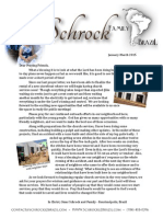 January-March 2015 Schrock Prayer Letter