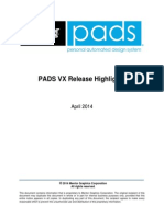 PADS VX Release Notes